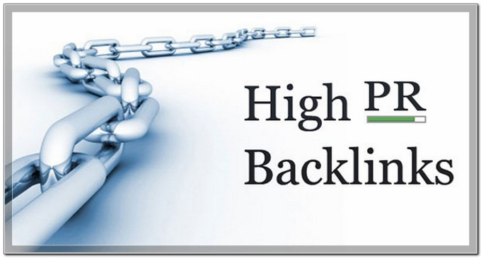 do a High pr do follow 60 back links for your website