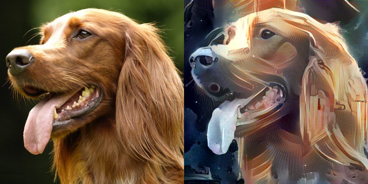 draw a beautiful oil portrait of your dog