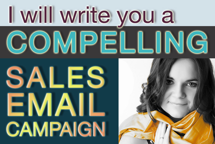 write you a Compelling Sales Email