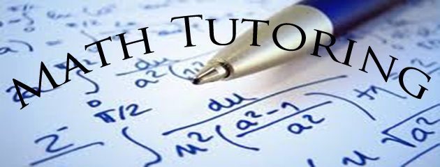 be your math tutor for an hour