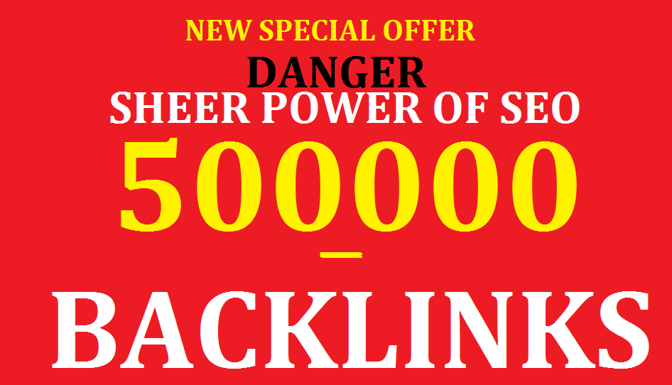 made 100,000 Negative SEO Spam Blast Backlinks to Beat your Competitors in a very cheep rate. 100% Non-traceable and Anonymous work. You will get Zero Competition. This is limited time offer.