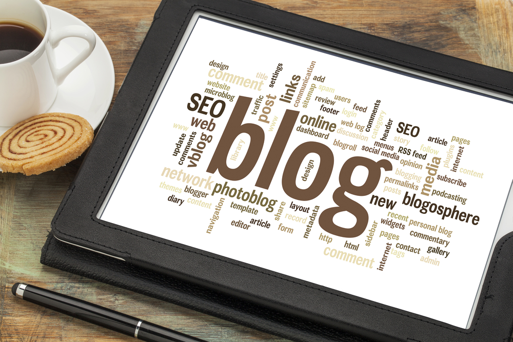 write A Blog Post For Your Business Or Product