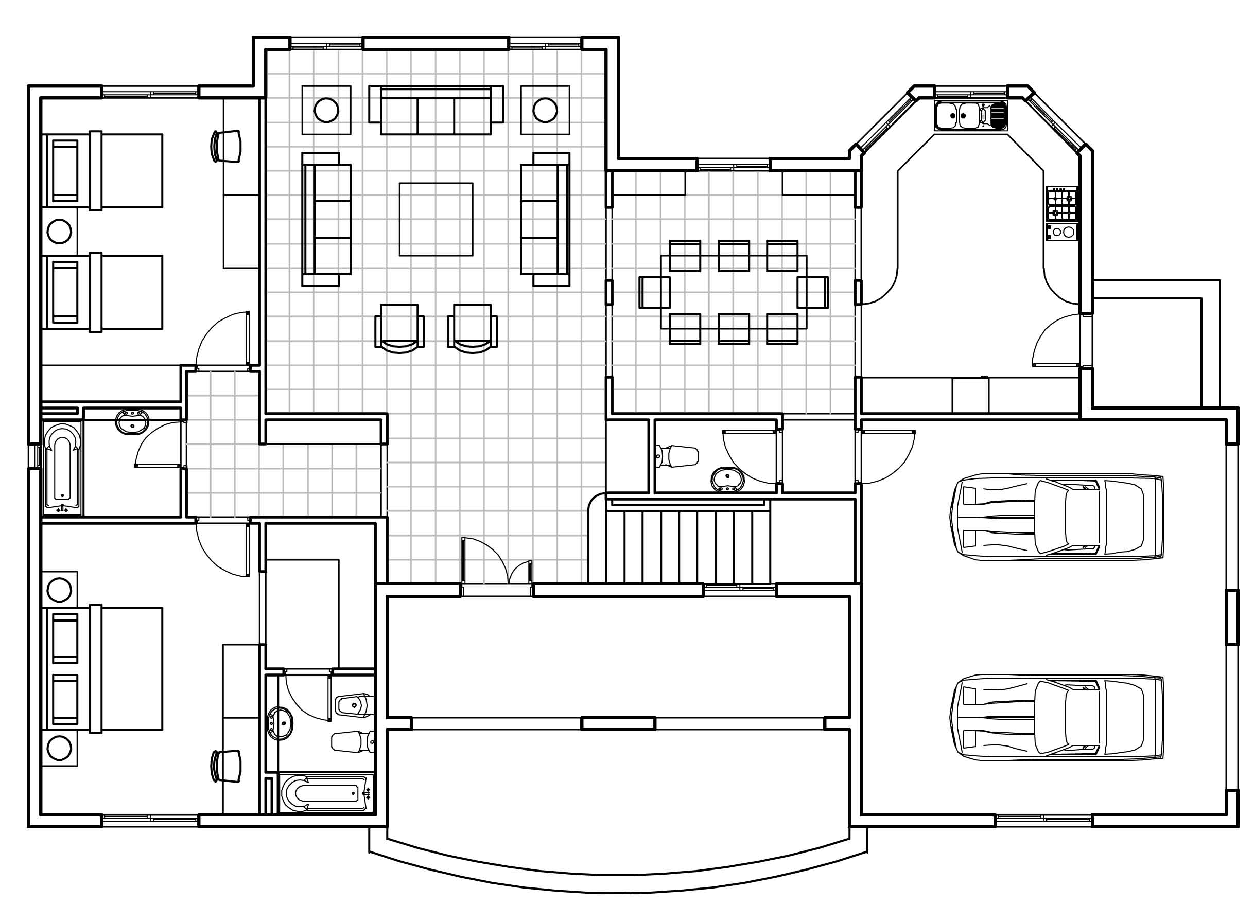 design the interior of your residential home