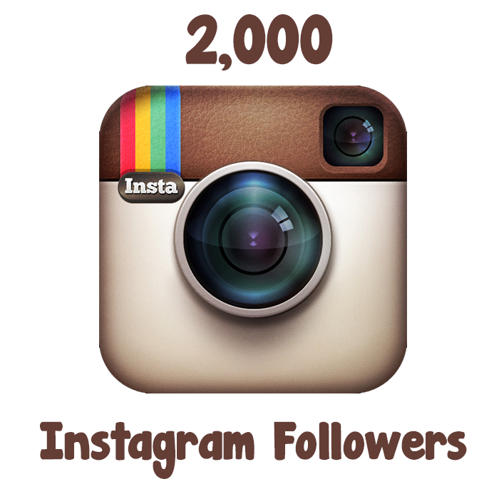 add 2,000 Instagram followers to your account