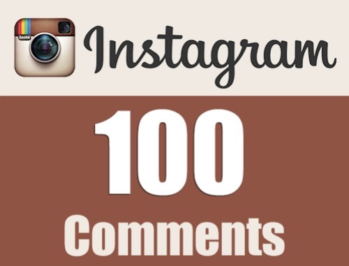 add 100 Instagram comments