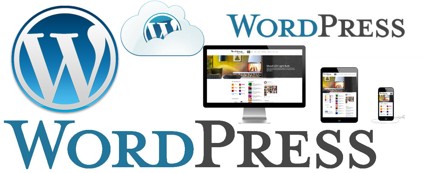 do Small Business Website Design in Wordpress