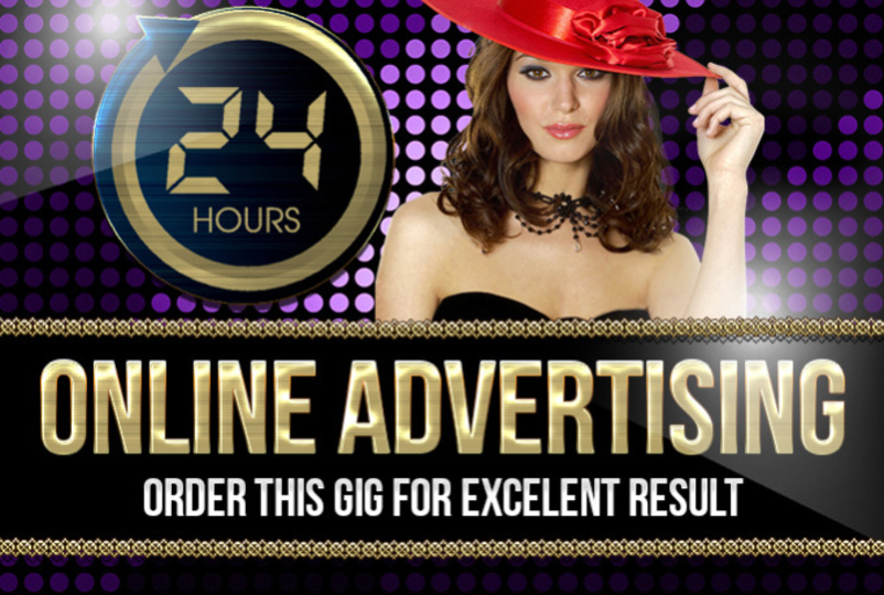 advertise your website in 24 hours Best results
