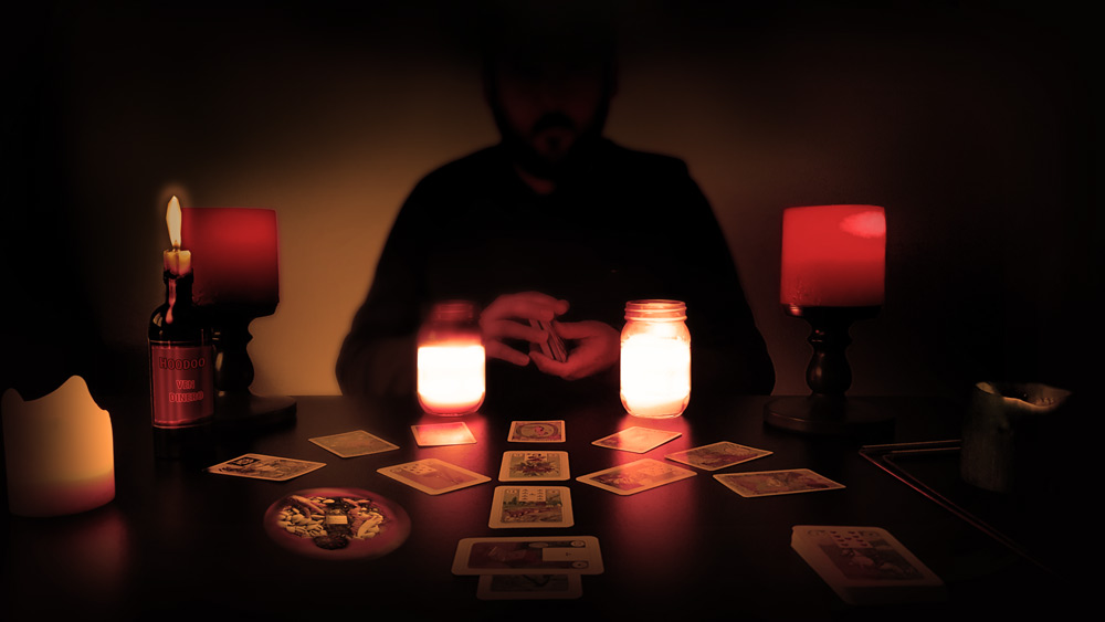 do a Tarot Reading