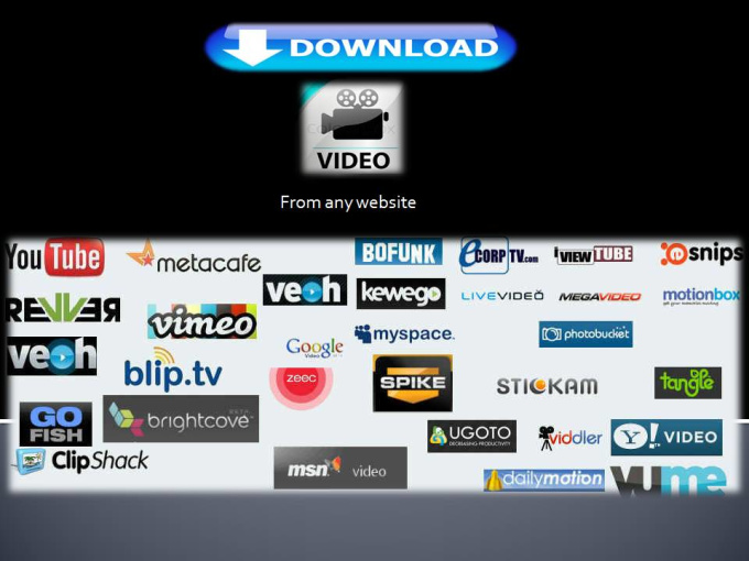 download and convert any video or audio from any website