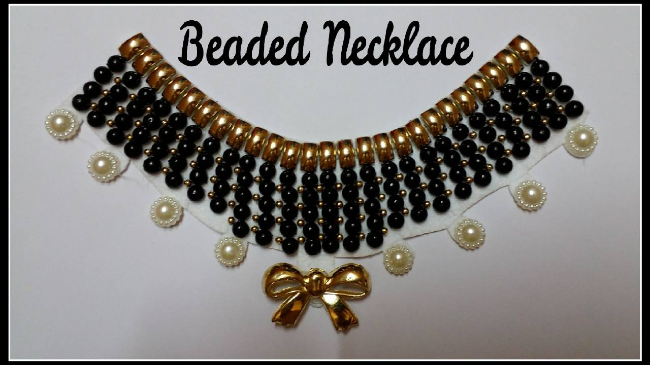 Send handmade Necklace for females