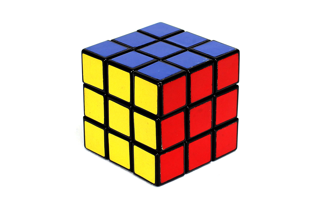 teach you how to solve a Rubik's Cube