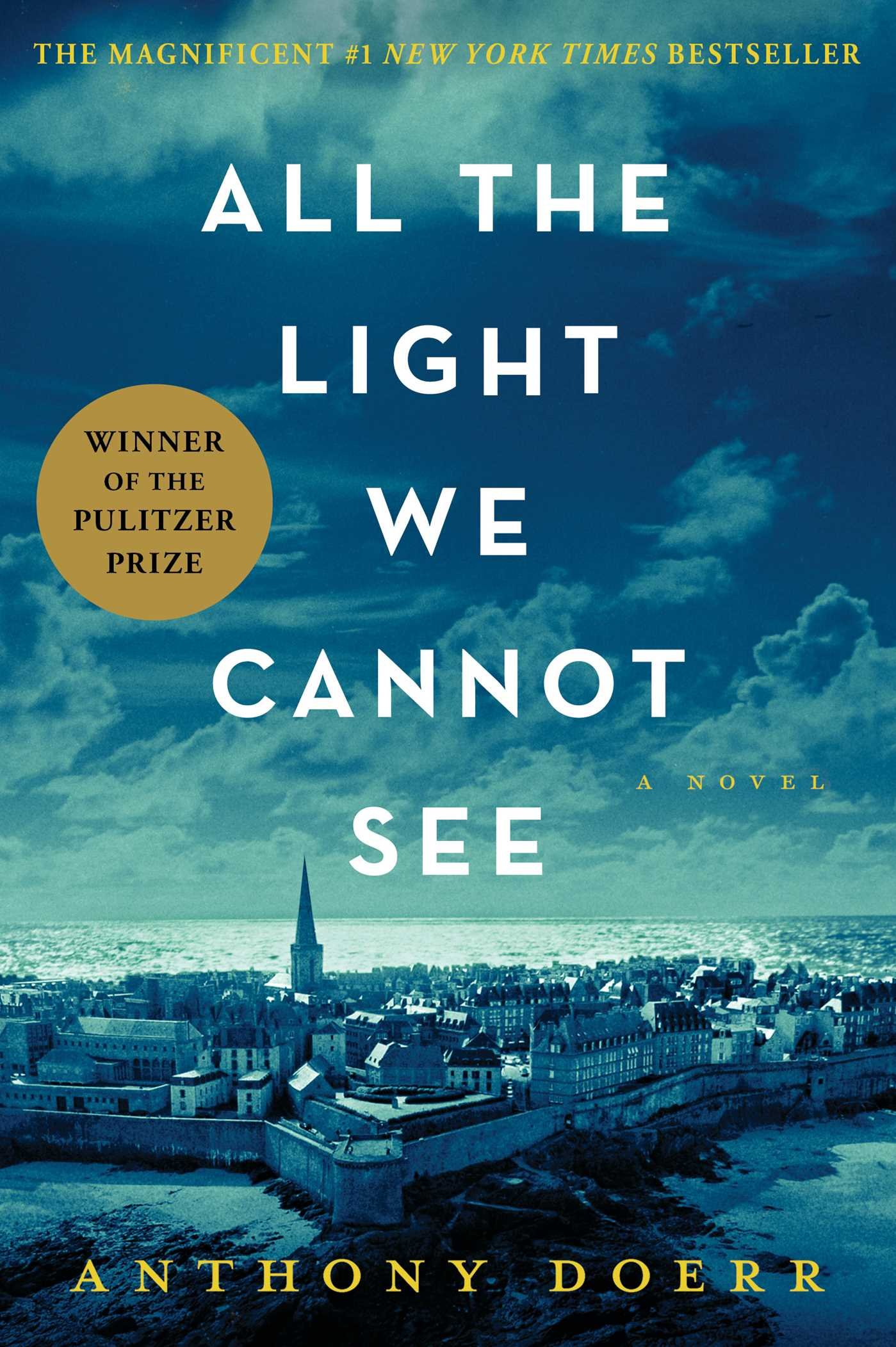 give a copy of the popular book All the light we cannot see