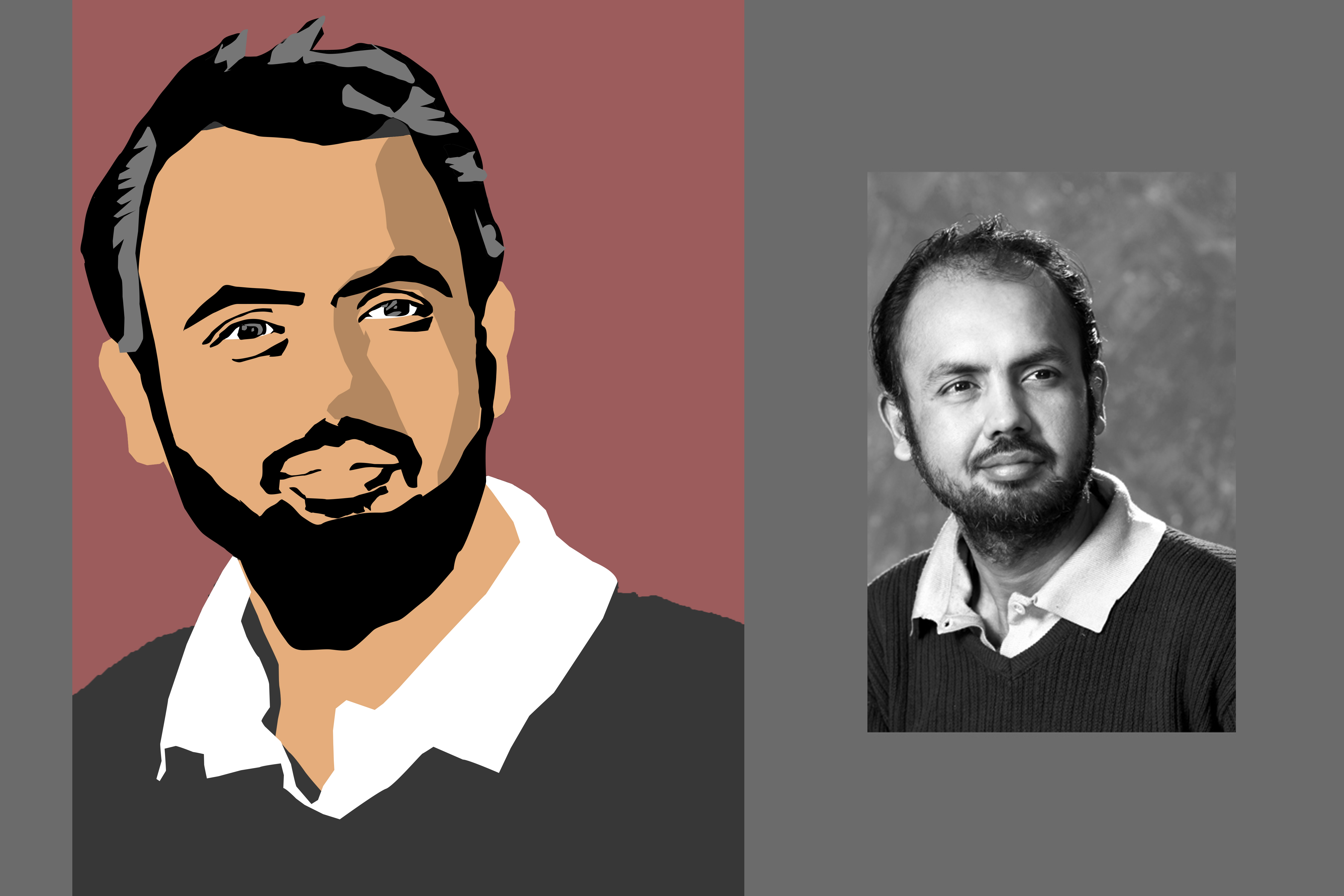 make a realistic colourful cartoon portrait from your image
