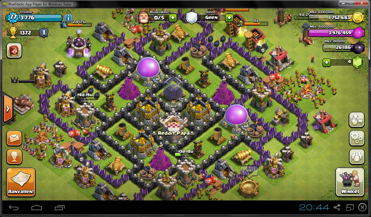 Make you successful on Clash of Clans or Boom Beach
