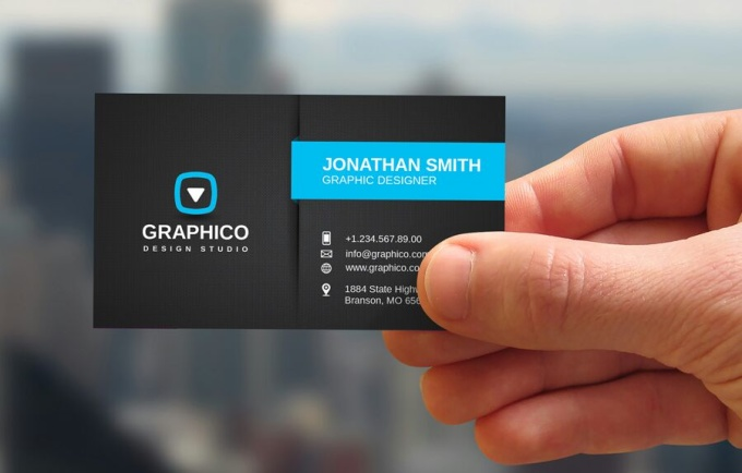 design a stunning business card within 24 hours