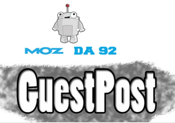 write Guest Post On DA 92website