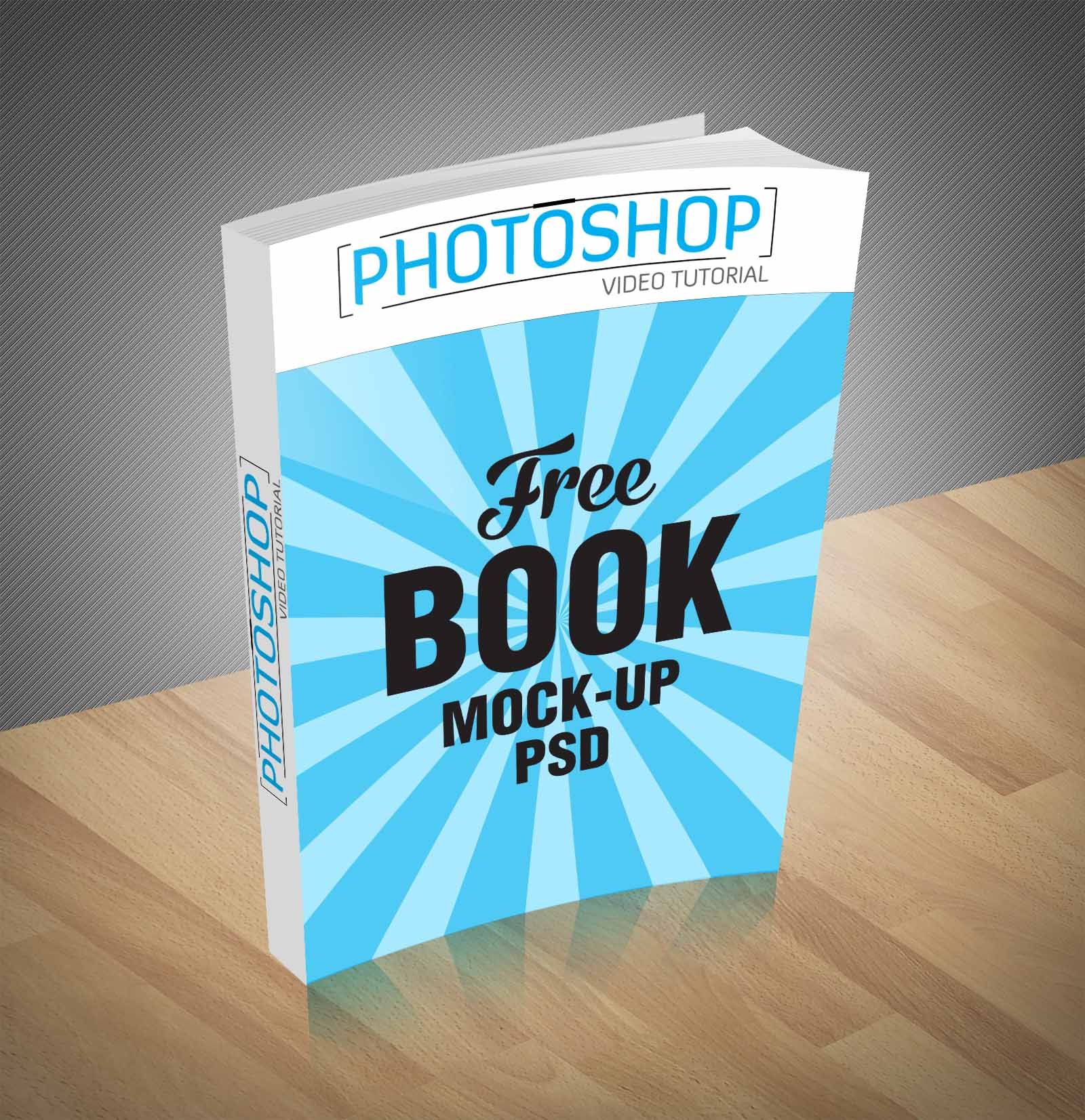 Develop Book Cover Design