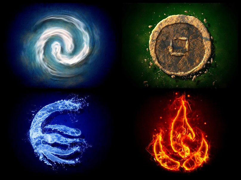 balance the Four Elements within you