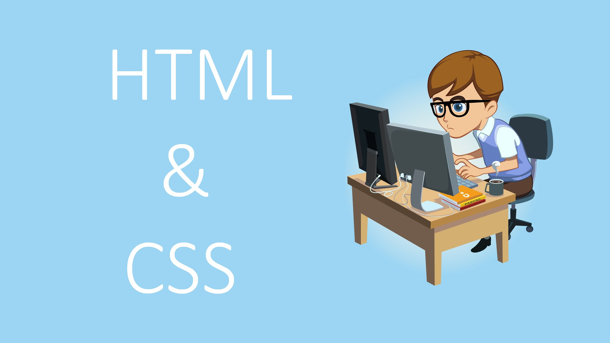 do any kind of HTML/CSS work