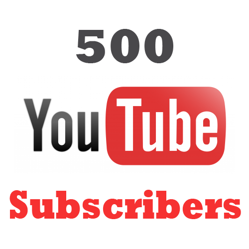 Superfast service Get 500+ Youtube Subscriber Never Drop