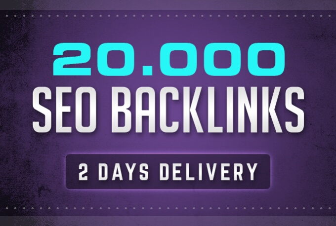 build 20000 GSA Ser backlinks for Google ranking