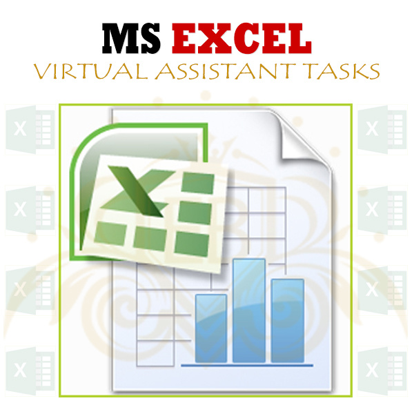 do anything you need on Excel