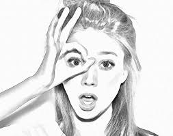 Turn your photo into pencil sketch image in 24 hours