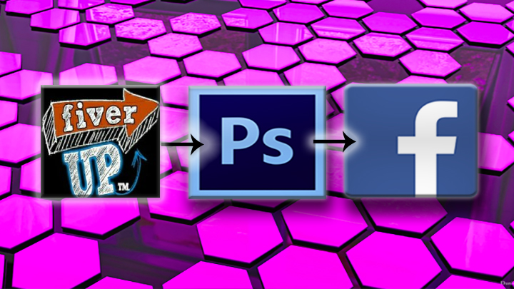 Photoshop your photo's for Facebook