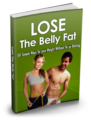 "give you""Lose The Belly Fat"" book RR"