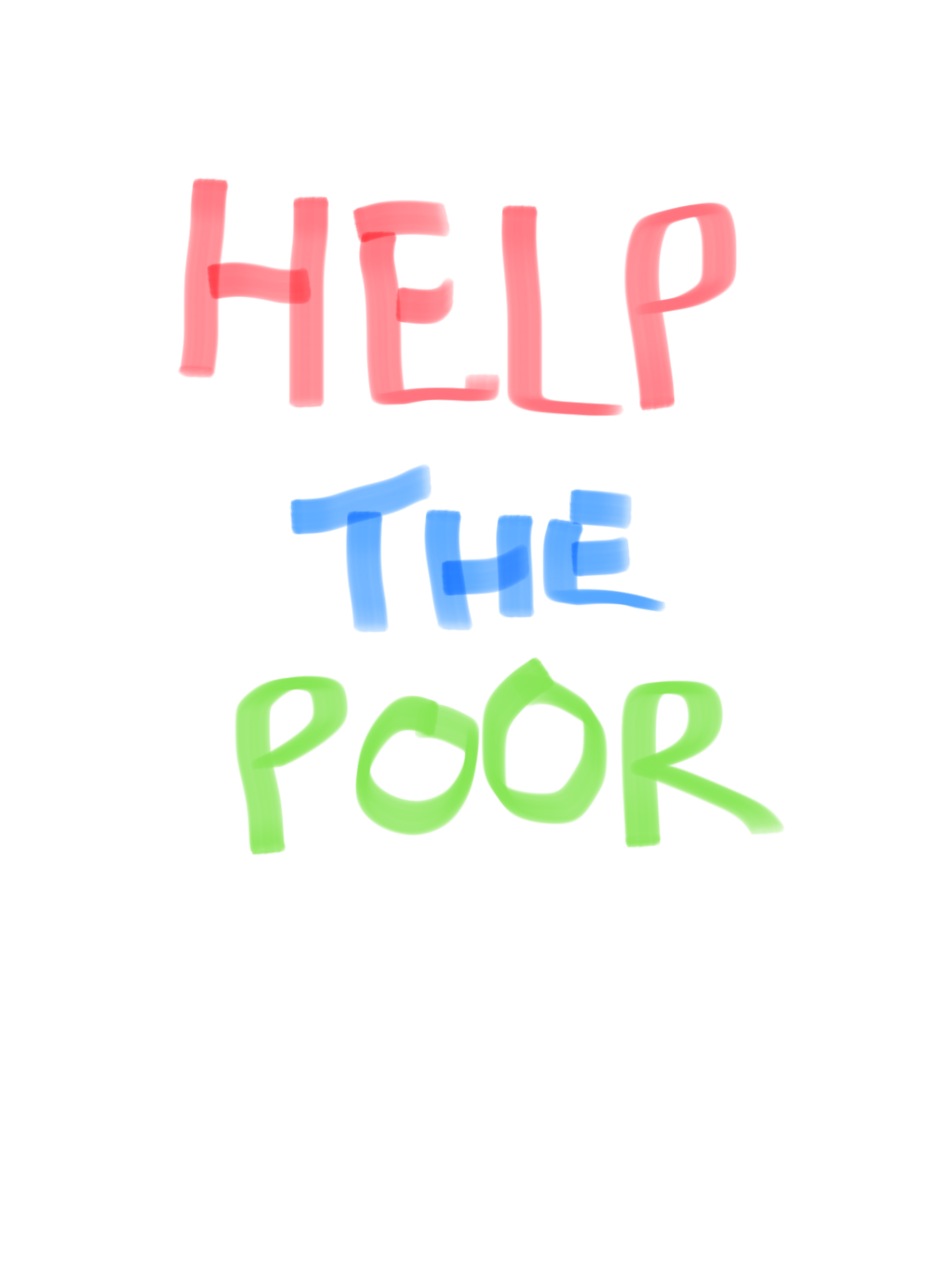 give a pair of Slippers to the Poor & Homeless!