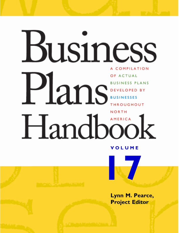 Give you Business plan Hand Book