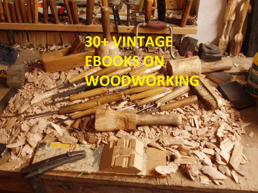 deliver Ultimate Library of ebooks on WoodWork and WoodCraft Lessons