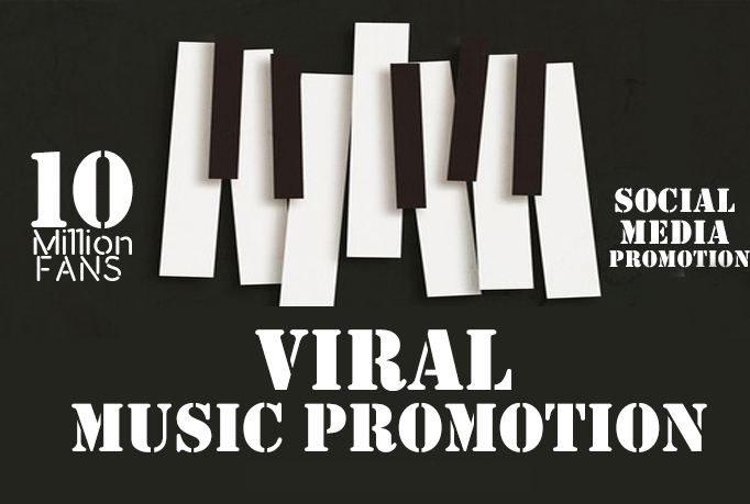 do tantalizing music promotion to 10 million people