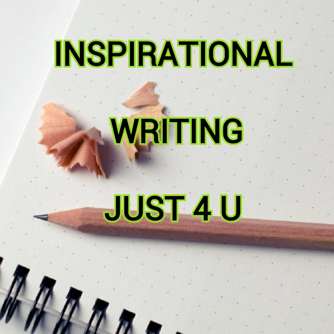 write an inspiring story or article
