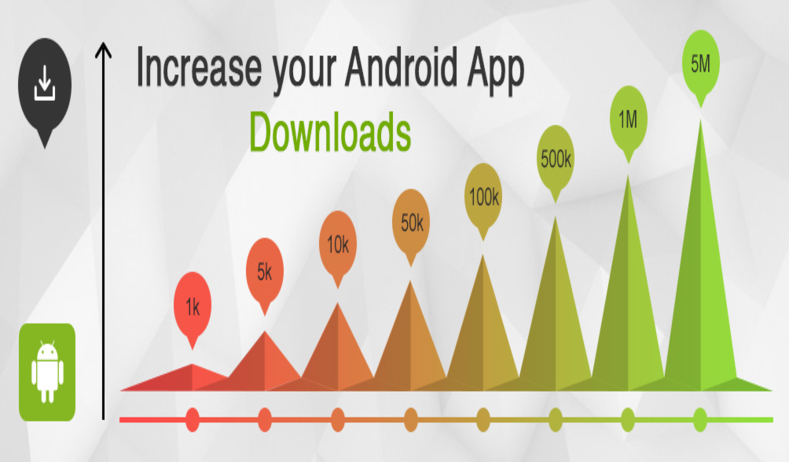 give you 200 genuine android app installs