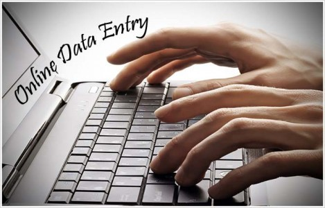 do any type of data entry in most less time