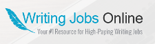 send details of  writing online jobs from home