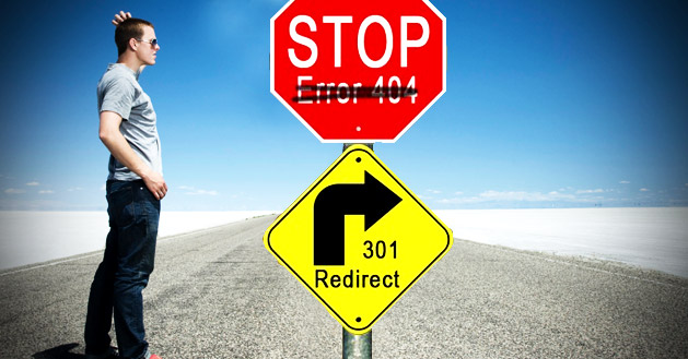 Redirect all your broken links to Homepage