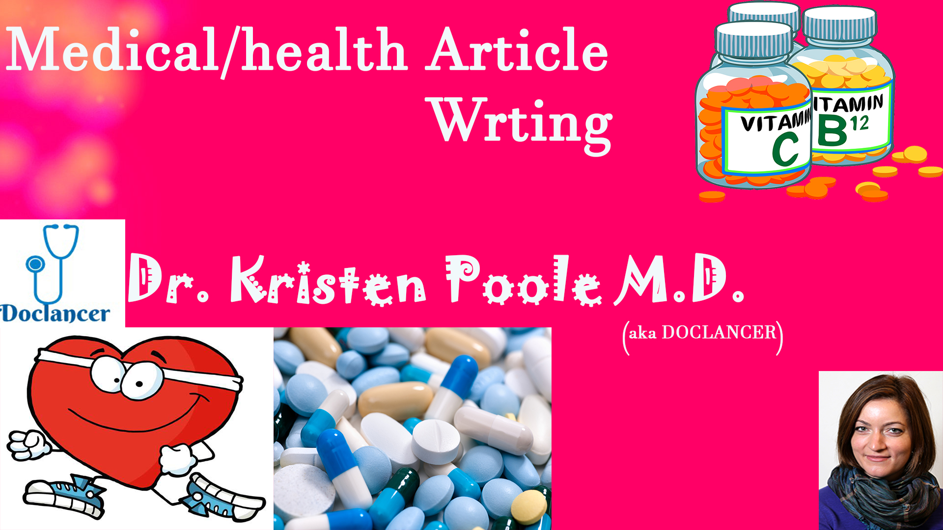 write two 600 to 800 word medical articles