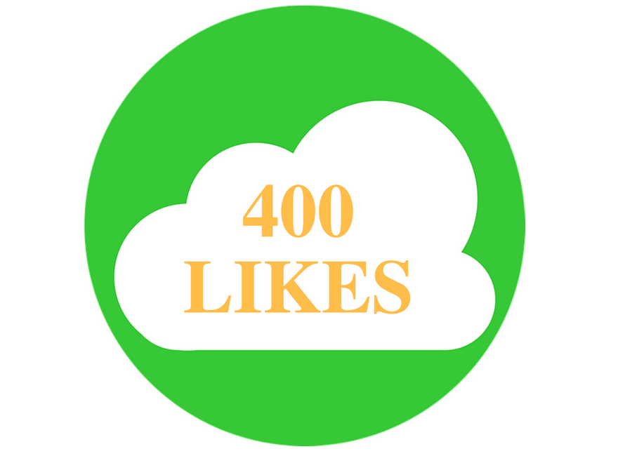 deliver 400 Soundcloud likes or followers