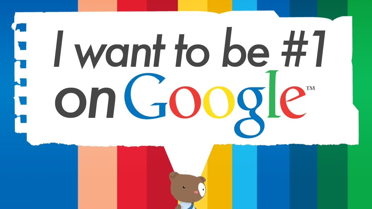do white hat SEO and Organic Search Engine Optimization to rank in google