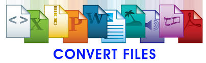Convert document files from any format to another