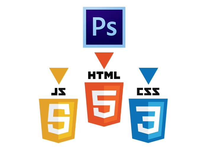 do any kind of PSD to html, css or responsive design
