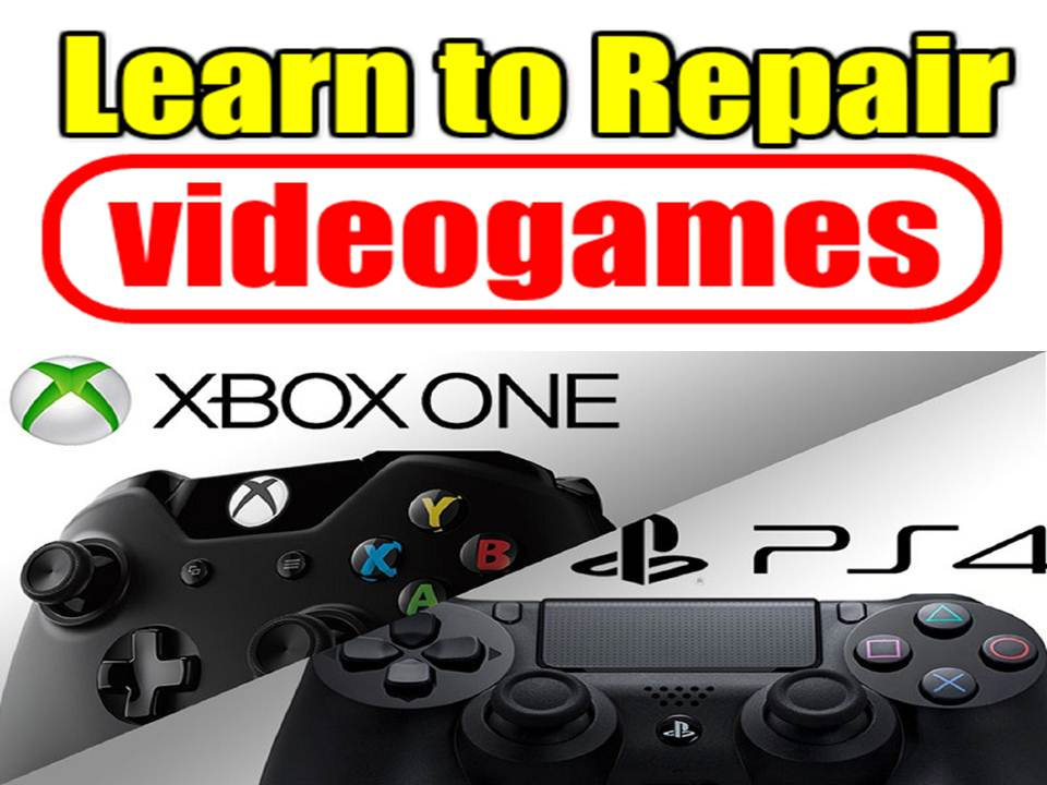 Video Game Consoles Repair Course