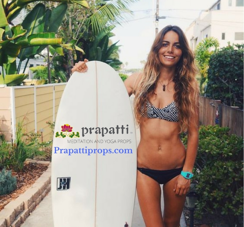 display your logo and site text on surfboard with girls