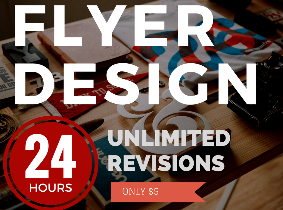 create a beautiful flyer / poster