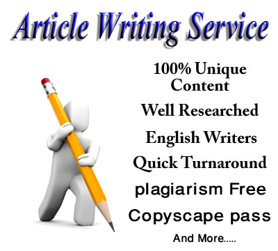 manually write a 500 word unique article