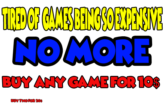sell you any pc game you would like