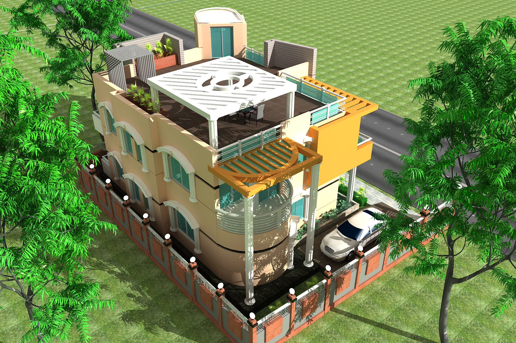 Do Architectural plan for you at only