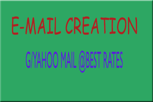 create new emails for you